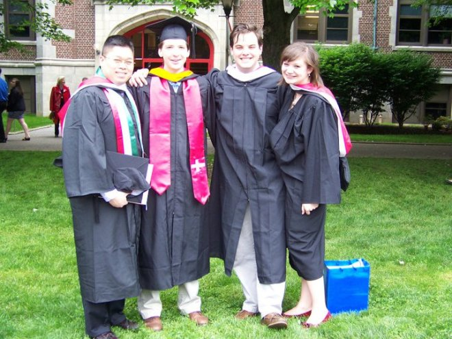 muhlenberg college graduation 2011